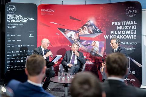Roman Polanki Krakow Panel